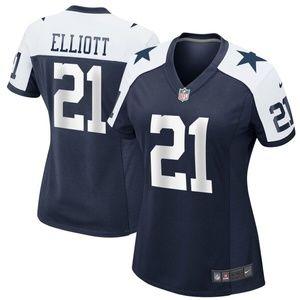 Women's Dallas Cowboys Ezekiel Elliott
